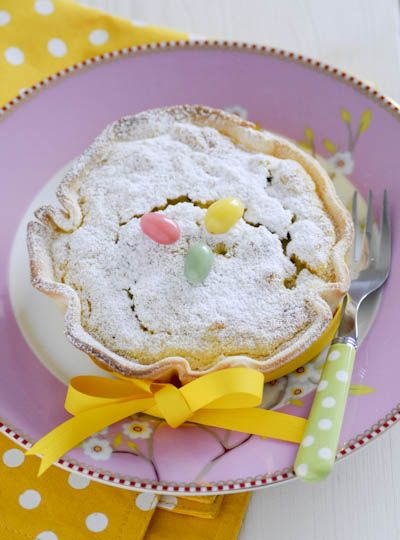 Swiss Rice Tart (an easter classic in Switzerland)