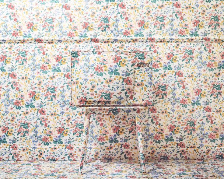 creative  Camouflage art  - photograph  Benedict Morgan