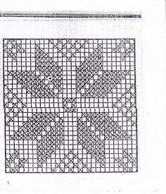 Curso de tejido a mano: Colcha de hilo en crochet