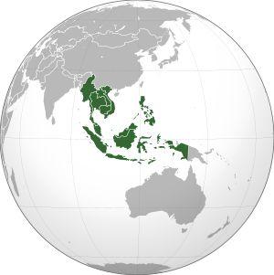 Юго-Восточная Азия — Википедия