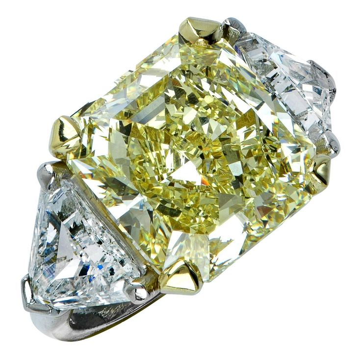 diamond luxury at engagement wedding sale for antique lovely rings yellow tiffany canary of