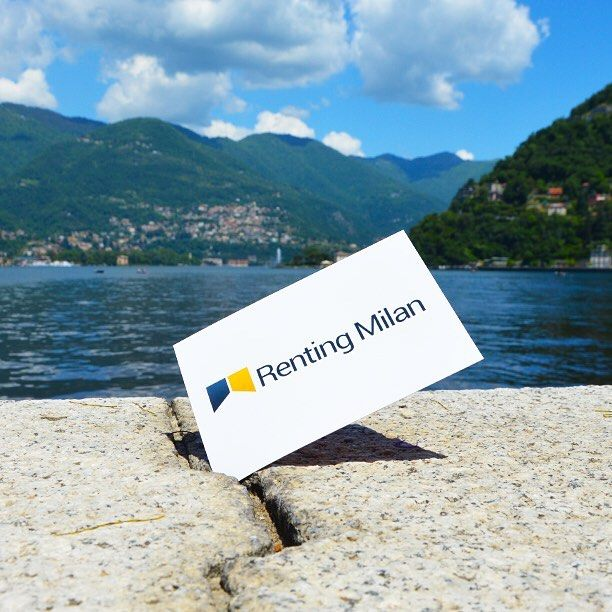With the temperature increasing lake season has started - ask us for the best spots in #como #iseo #garda and at #lagomaggiore #rentingmilan