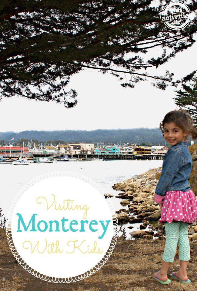 There are lots of wonderful things to do with kids in Monterey, CA California is truly a beautiful place for a family vacation any time of year.