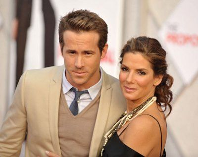 Sandra Bullock and Ryan Reynolds - The Proposal