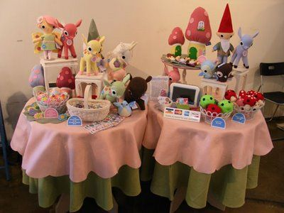 How To Sell Homeade Stuff Toys At Craft Shows