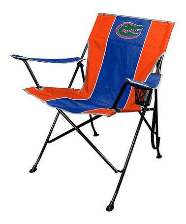 Look what I found on #zulily! Florida Gators Tailgate Chair #zulilyfinds