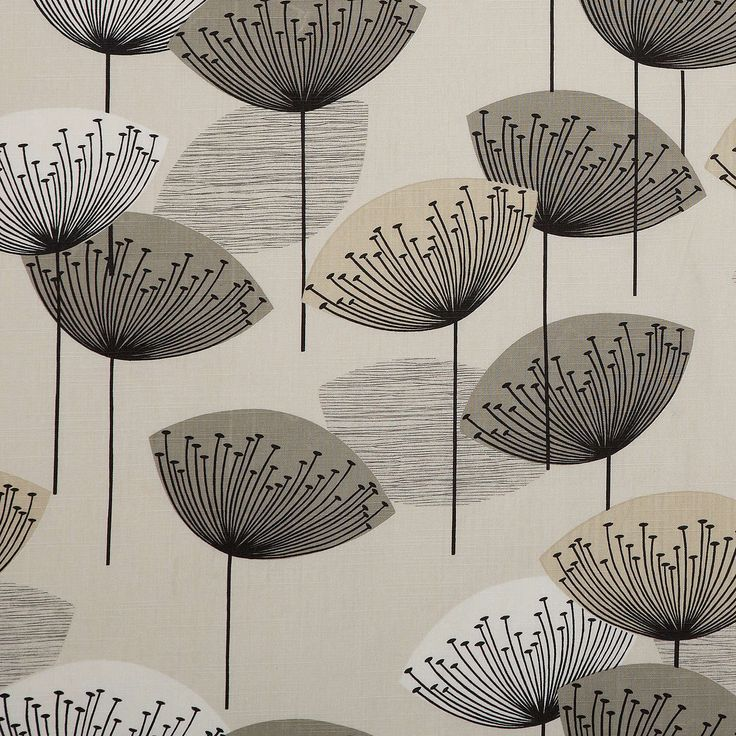 BuySanderson Dandelion Clocks Pair Lined Eyelet Curtains, Neutral, W167 x Drop 228cm Online at johnlewis.com