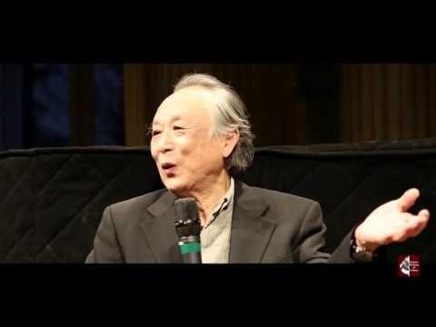 Vidéo /Gao Xingjian à l'Institut culturel Italien à Paris   simonapolvani