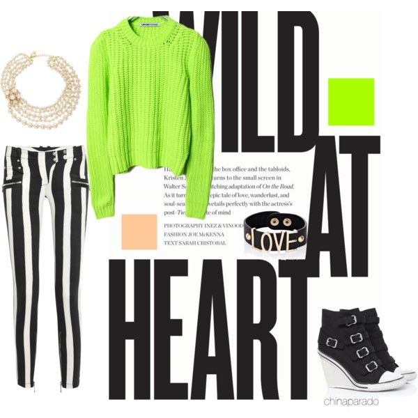"""Wild at Heart"" by chinaparado on Polyvore"