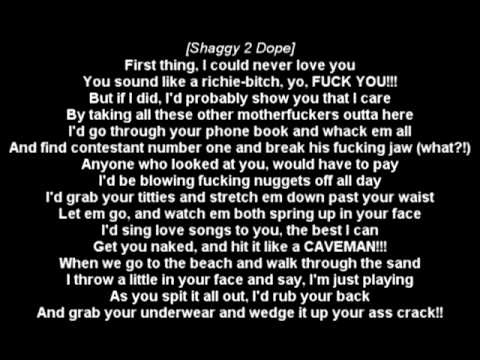 the dating game song icp lyrics another love
