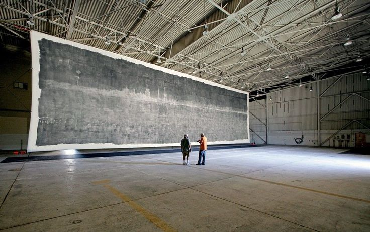 The Great Picture: World's Largest Pinhole Camera Taken World's Largest Photo