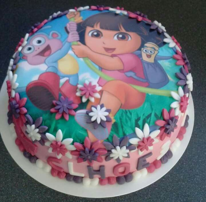 Dora taart 2015