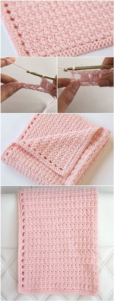 Crochet Cozy Cluster Stitch – Easy Tutorial + Free Pattern