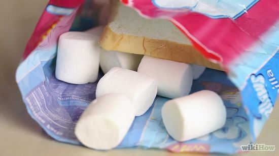 How to Keep an Opened Bag of Marshmallows Fresh: 7 Steps