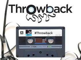 MTV Base presents Throwback! A musical trip down memory then back up the street again!