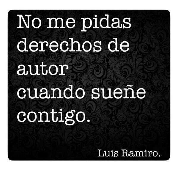 Luis Ramiro.