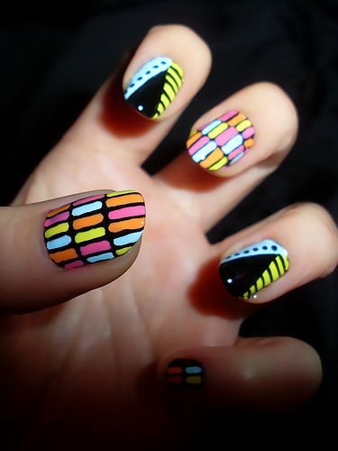 These nail art ideas look so attractive and stylish. Take a look at this collection of beautiful nails and choose your favorite.