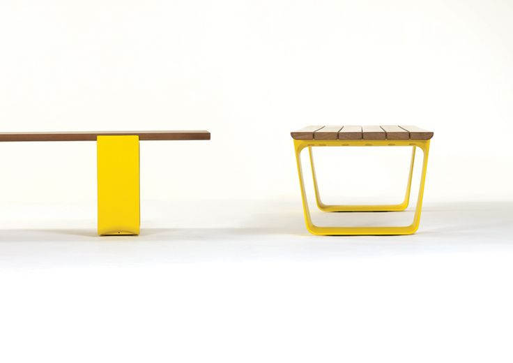 fuseproject's 'multipliCITY flat-pack outdoor public furniture system for landscape forms