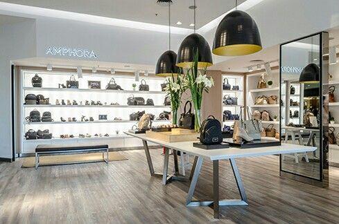 Diseño de locales de moda en Pilar – Amphora – Sergio Suarez