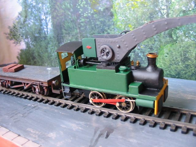 this amazing little engine was completely scratch build if you want to see the other
