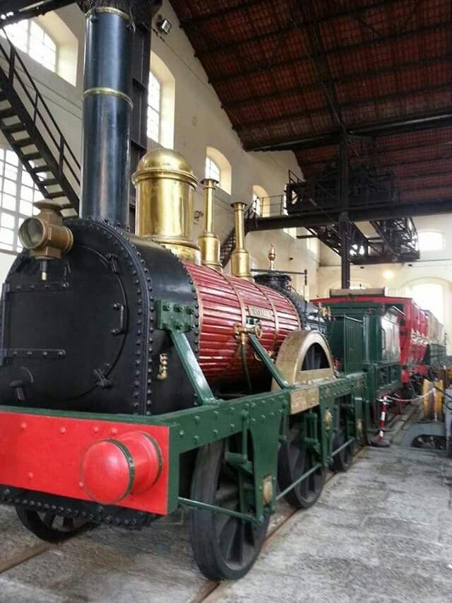 Museo ferroviario di Pietrarsa - Portici (Napoli)