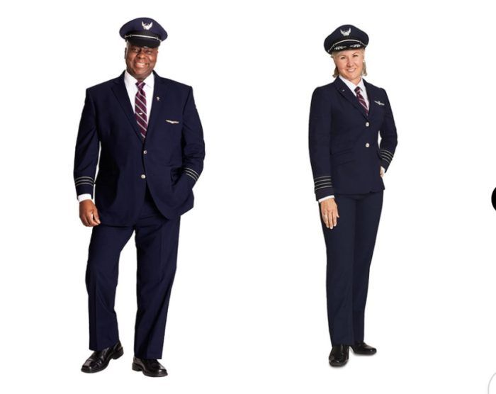 United Airlines Releases New Employee Uniforms #Aircraft