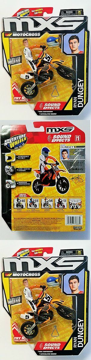 Contemporary Manufacture 45348: Mxs Motocross Ryan Dungey Series 1 Adventure Wheels With Sound Effects -> BUY IT NOW ONLY: $36.66 on eBay!