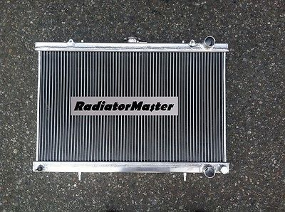 ALUMINUM RADIATOR FOR 1989-1994 NISSAN SKYLINE  GT-R GTS R32/ RB20/RB25  #Motors #Parts #Accessories #RM-003