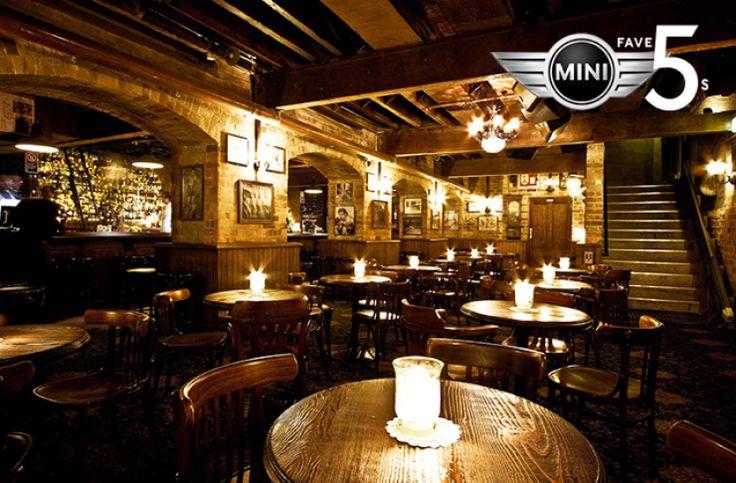 5 hidden Sydney bars