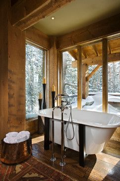 51 best master bath images on pinterest | room, rustic bathrooms