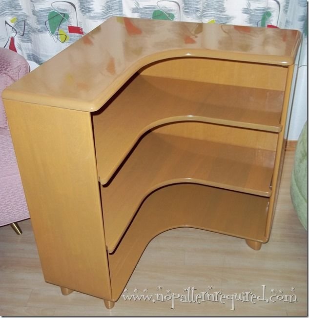 refinish Heywood Wakefield furniture--link to seller of stain