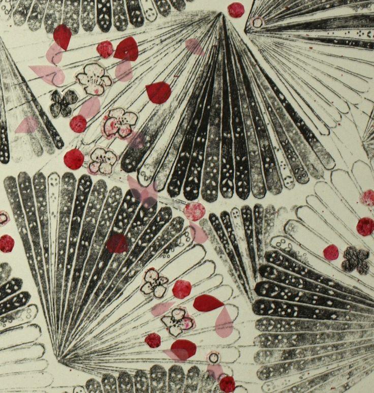 Pattern Mash by RMIT University Textiles Design student, Julianna McKinley.