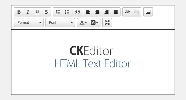 Integrate CKEditor in Html Page using JavaScript CKEditor is a rich web text editor, which can be used inside your HTML web pages. This HTML text editor allows many of the powerful editing functions found on desktop editors like Microsoft Word to your web. This is featured with many advantages like preparing your mail content, creating your blogs and so on. This post also explains you how to further modify or use your text editor in many ways, which may include show / hide buttons, control…