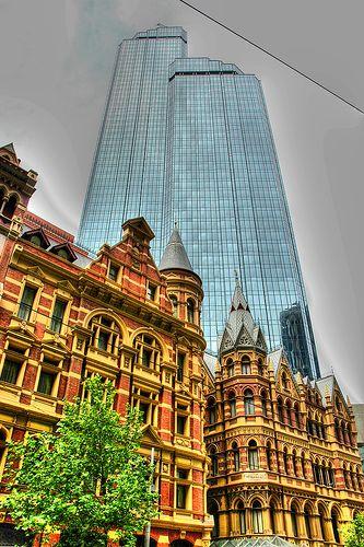 Melbourne walk ~ Australia