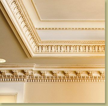 ceiling crown molding french crown molding decorative crown moldings moulding ideas lancrest - Decorative Wall Molding Designs