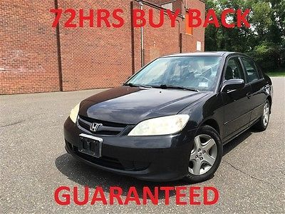 awesome 2004 Honda Civic 4dr Sdn EX M - For Sale