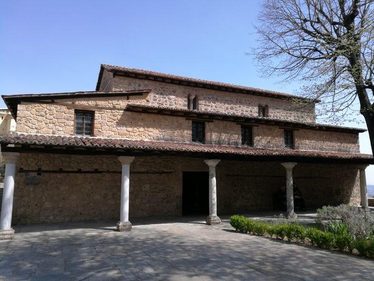 Church of 12th century in Edessa city