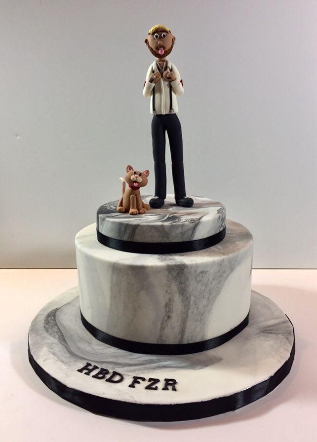 Maluma ..   Cake, Cake toppers, Desserts
