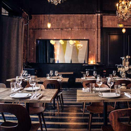 RESTAURANT PAN, diner, pastas, une maison « presque sicilienne » 12, rue Etienne Marcel 75010