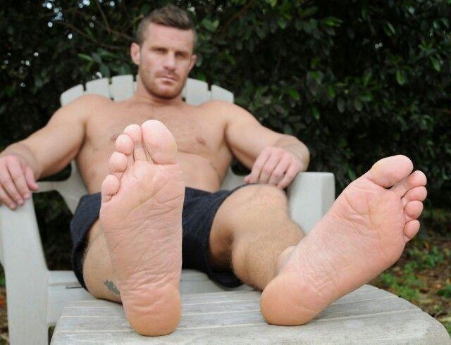 Gay porn star feet
