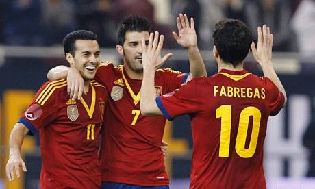 16.06.2013 Confederation Cup Spain - Uruguay	 Prediction: Over 2.5 goals Odds: 2.00 Result: 2-1  Winning prediction!! www.efootballtips.com/recent - By using the results predicted by us you can have significant earnings every month!