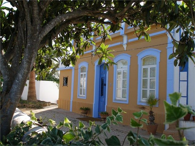Traditional House in Moncarapacho, Algarve, Portugal