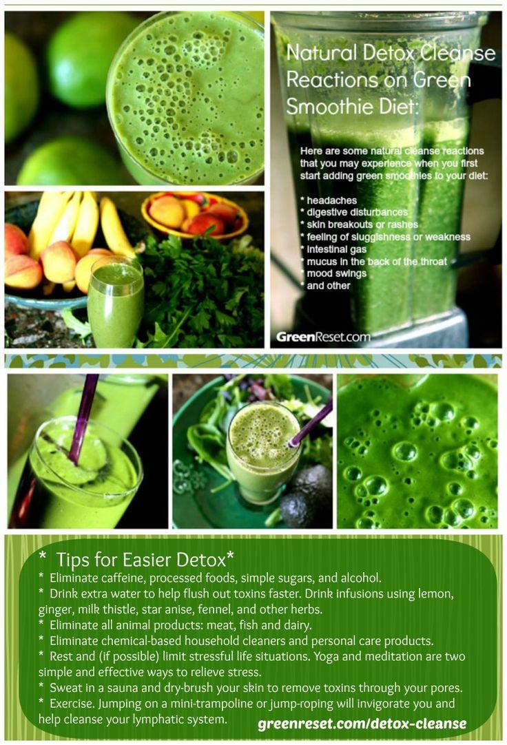 green smoothie girl detox pdf