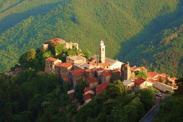 Triora, Italy where one day I will live!