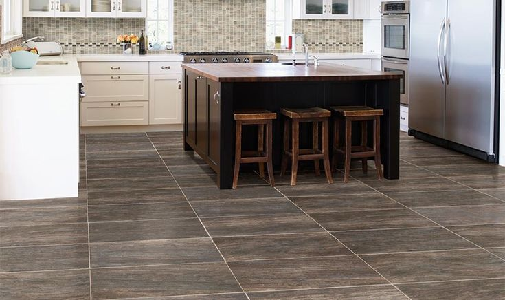 call iStone floors for a free in home estimate and measurement 469-600-0331 or visit http://www.istonefloors.com   Design Gallery - Kitchen | Marazzi USA