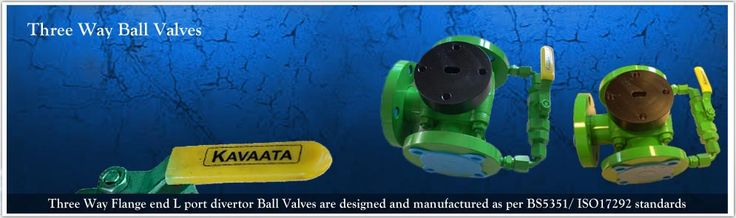 Ball valves are widely used for controlling the flow of fluids in industrial and commercial piping systems. The tight shut-off feature of these valves makes them particularly suited for flow control applications in high pressure and high temperature conditions. They are commonly used in catalytic reforming, refining, power, marine, petrochemical, and process industries. for more details: http://www.kavaatavalves.com