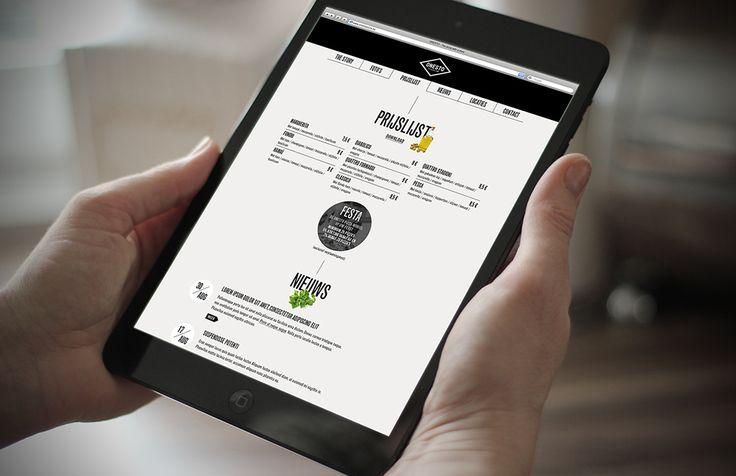 Onesto - Responsive website | by Skinn Branding Agency