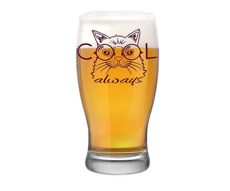 Bonvagon - Sofra-Sunum - Rakle Cool Bira Bardağı