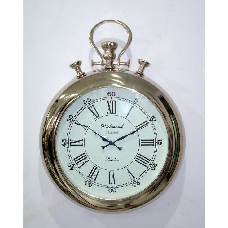 Katigi Designs Stopwatch Wall Clock