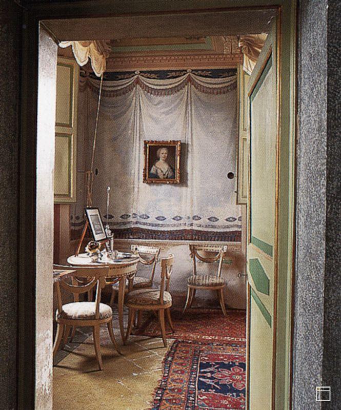 The Cosmopolitan Tuscany Interior Design Style